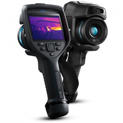 FLIR E76, Camera termografica profesionala