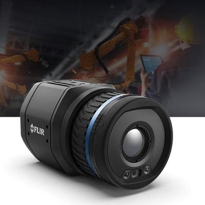 FLIR A400 / A500 / A700, Camera termografica online