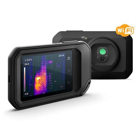 FLIR C5 Wi-Fi, Camera termoviziune compacta