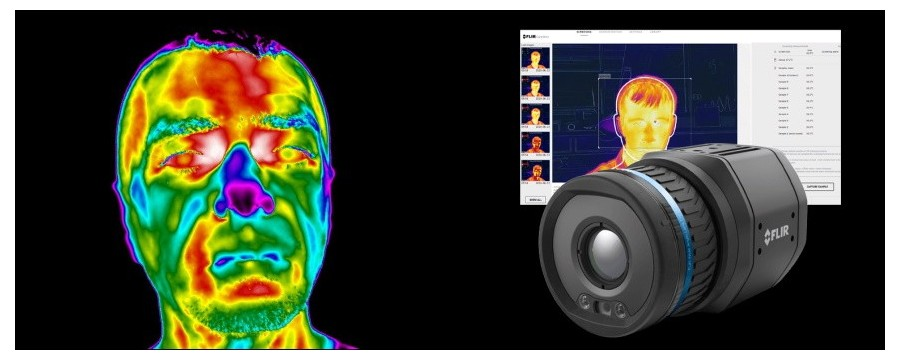 Micronix I Termografe medicale, scanare termale, detectie febra