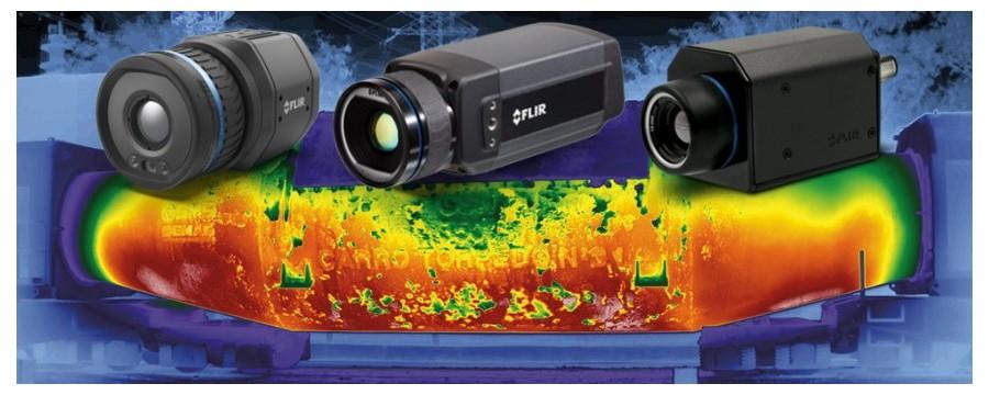 Micronix I Camere termografice pentru automatizarea proceselor industriale