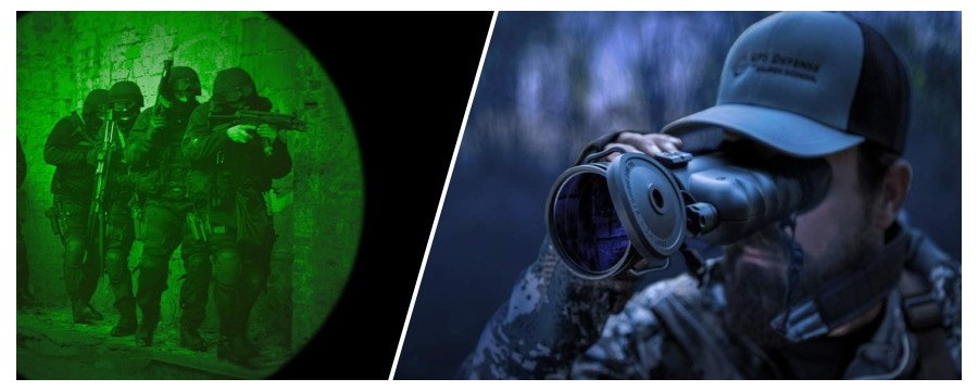 MeterLand | Echipamente night-vision